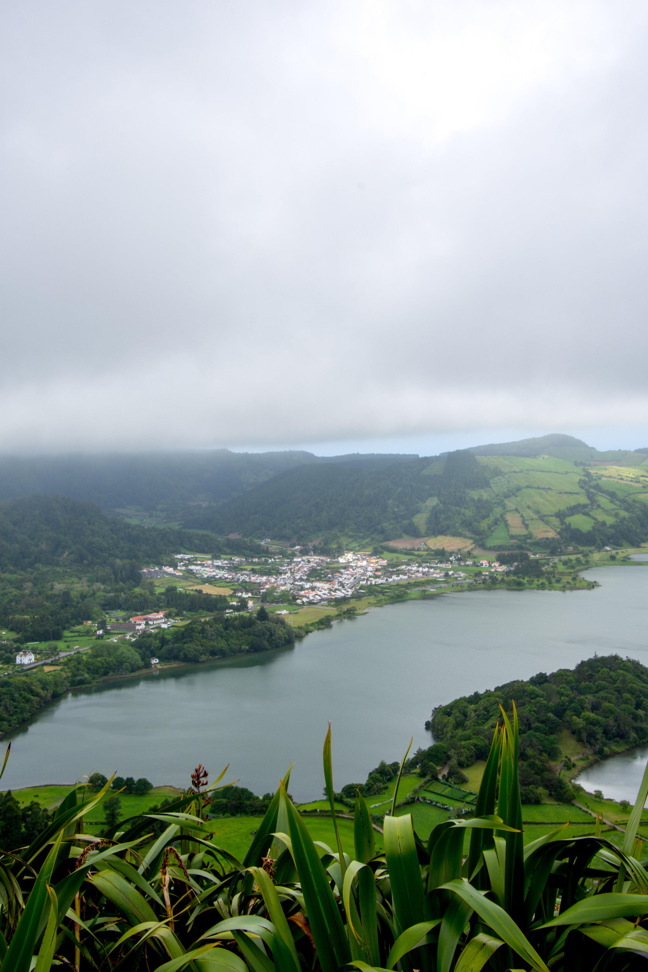 Sete Cidades – Sao Miguel Island