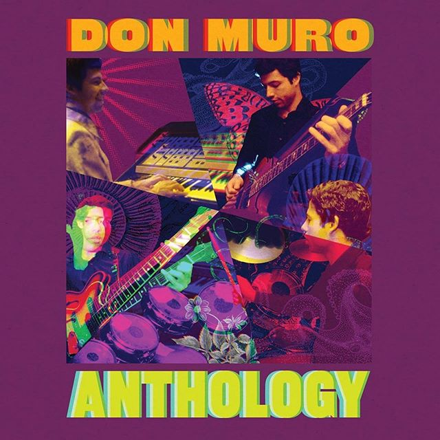 "Big news from Don Muro and @flannelgraphrecords: ""We are very excited to announce that Don Muro's incredible 1981 sophomore album Anthology has been remastered by @alexdeturk from Mr. Muro's original tapes and will be reissued on September 24th! It will include a previously unreleased overture originally omitted due to time constraints! It's everything you love about Don Muro music (game show jams, synth prog boppers, arena ballads, meditative ambience, etc.) but with a little more jazz fusion thanks to help on a couple of tracks from folks like John Scofield, Arnie Lawrence, and Tom Brechtlein!"""