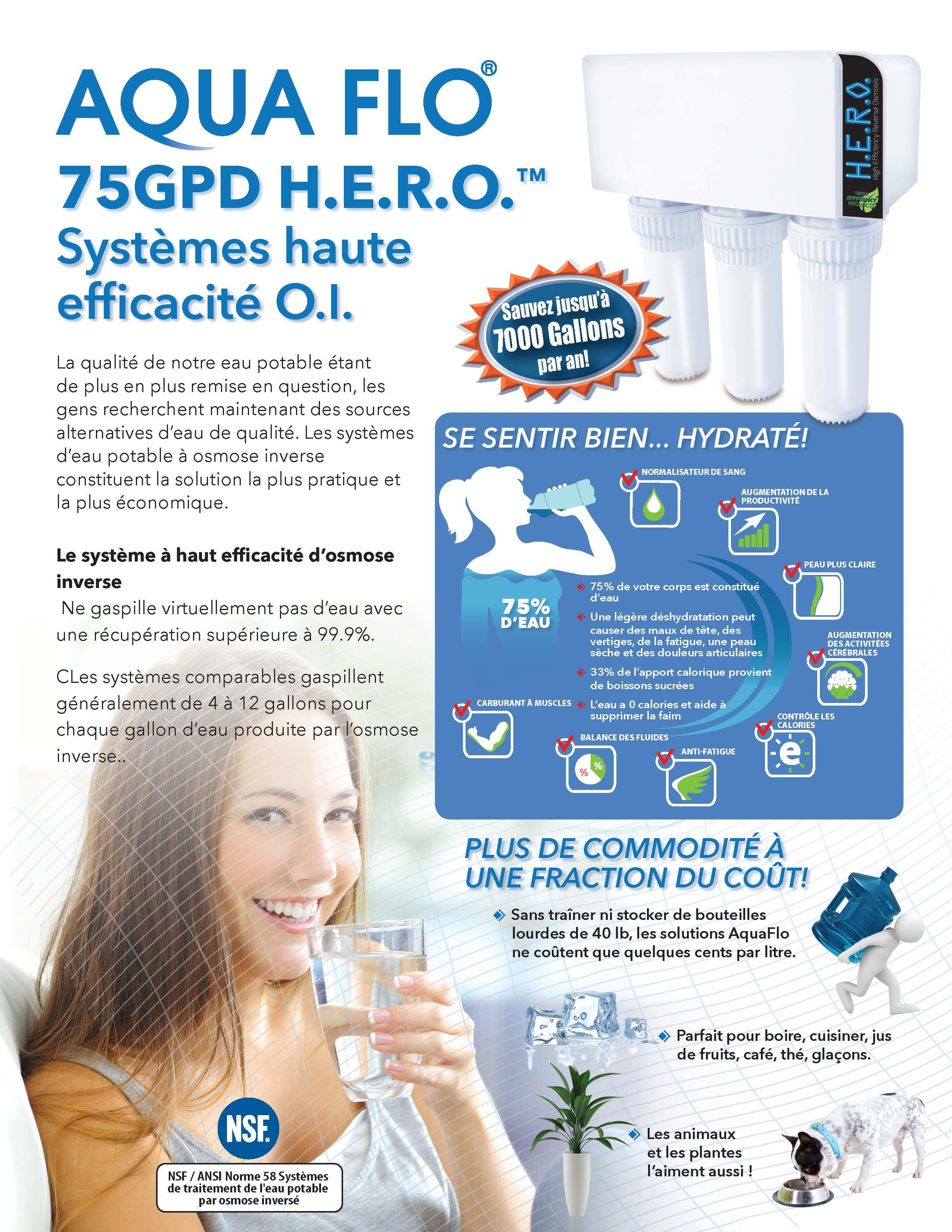 HERO systèmes haute efficacité O.I.