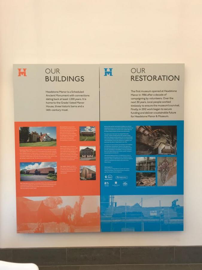Photography for museum displays