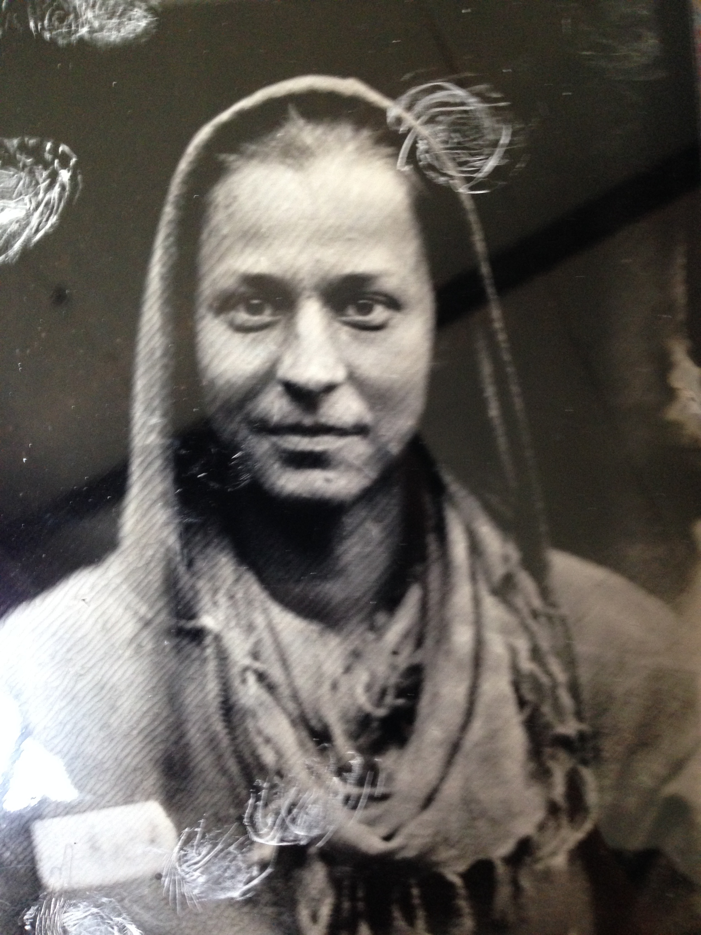 Wet Plate Photographs for Museums and Galleries