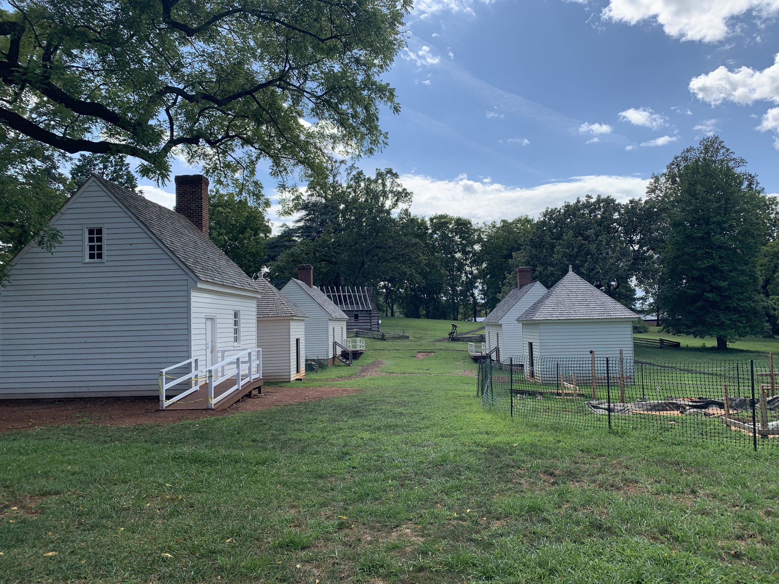 South Yard, Montpelier. Photo by Renée Ater, August 2019.