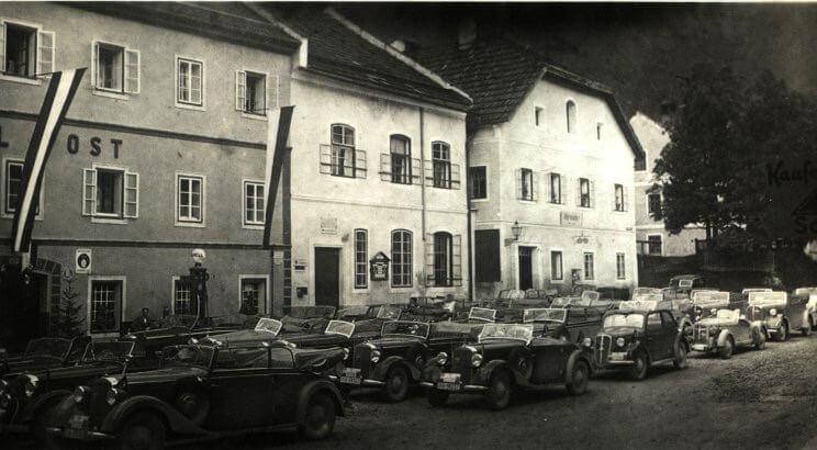 Balkanralley 19. September 1937