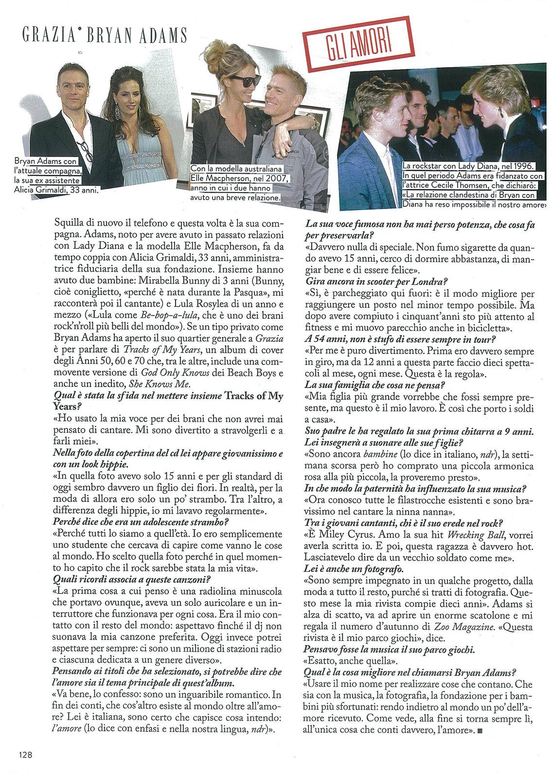 Tu Style: Bryan Adams interview