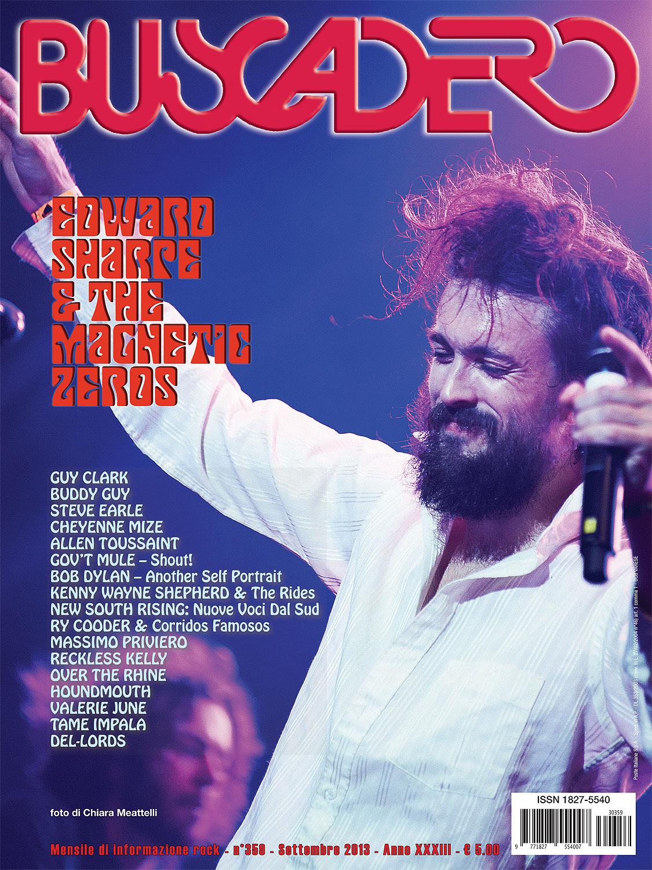 Buscadero: Edward Shape & The Magnetic Zeros cover photo