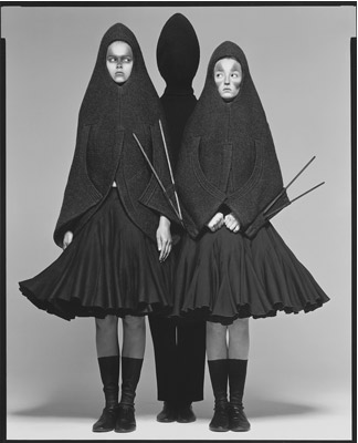 New Yorker - by Richard Avedon