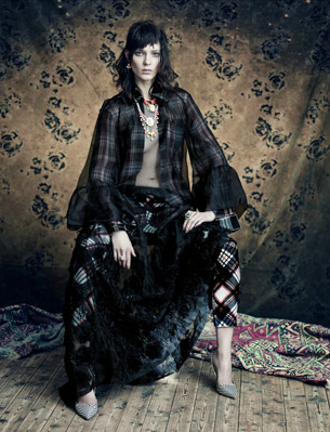 THE CHARM OF DIVERSITY by Paolo Roversi