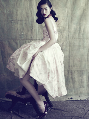 DREAM AWAY by Paolo Roversi