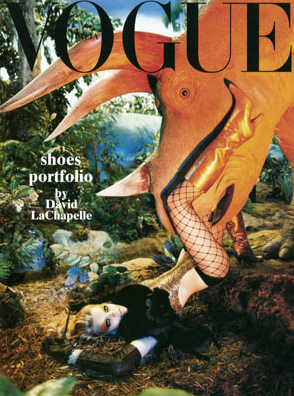 SHOE PORTFOLIO by David Lachapelle