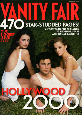 HOLLYWOOD 2000 by Annie Leibowitz