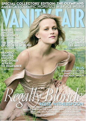 REESE WITHERSPOON by Annie Leibowitz