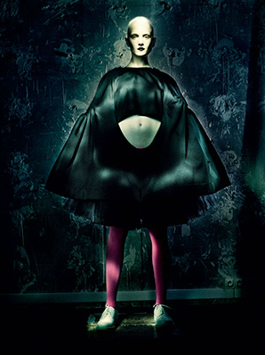 THE EXPRESSION OF FORM by Paolo Roversi