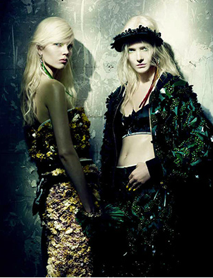 A MYSTICAL SEASON by Paolo Roversi