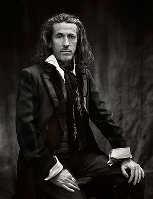 JULIEN D'YS by Paolo Roversi