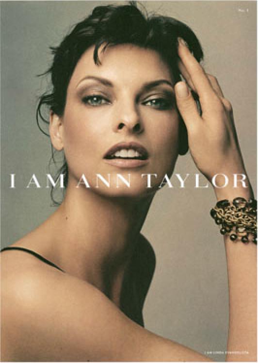 ANN TAYLOR by Annie Leibowitz
