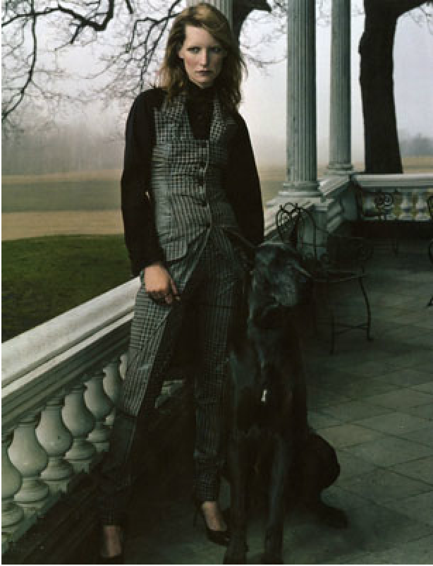 GIVENCHY by Annie Leibowitz
