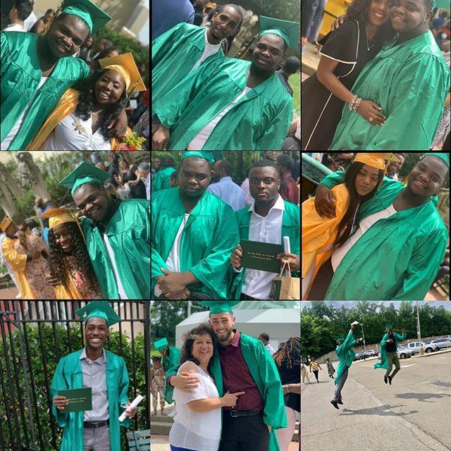 Congratulation to the class of 2019👏🎓🎓🎓 #congrats #congratsgrad #2k19graduate #2k19 #highschoolgraduation #wedidit