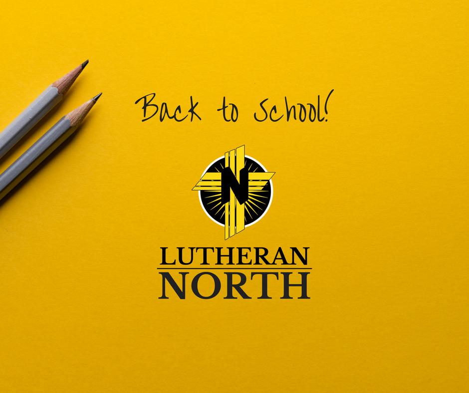Lutheran North high school Back to School Macomb Michigan