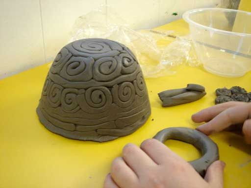 Play Day with Clay -