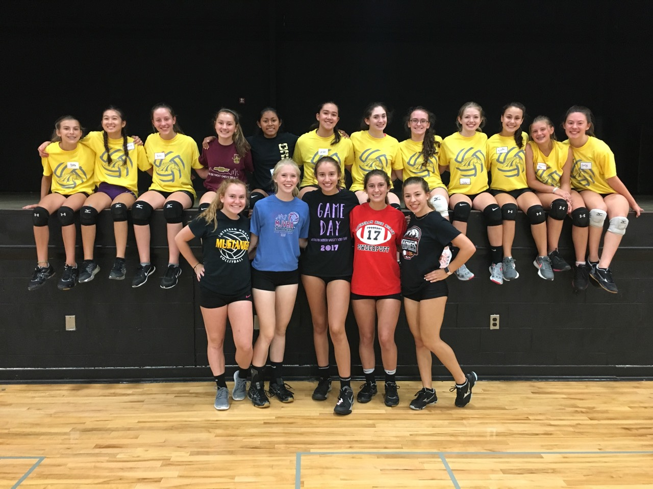 Volleyball Camp - July 22–July 25