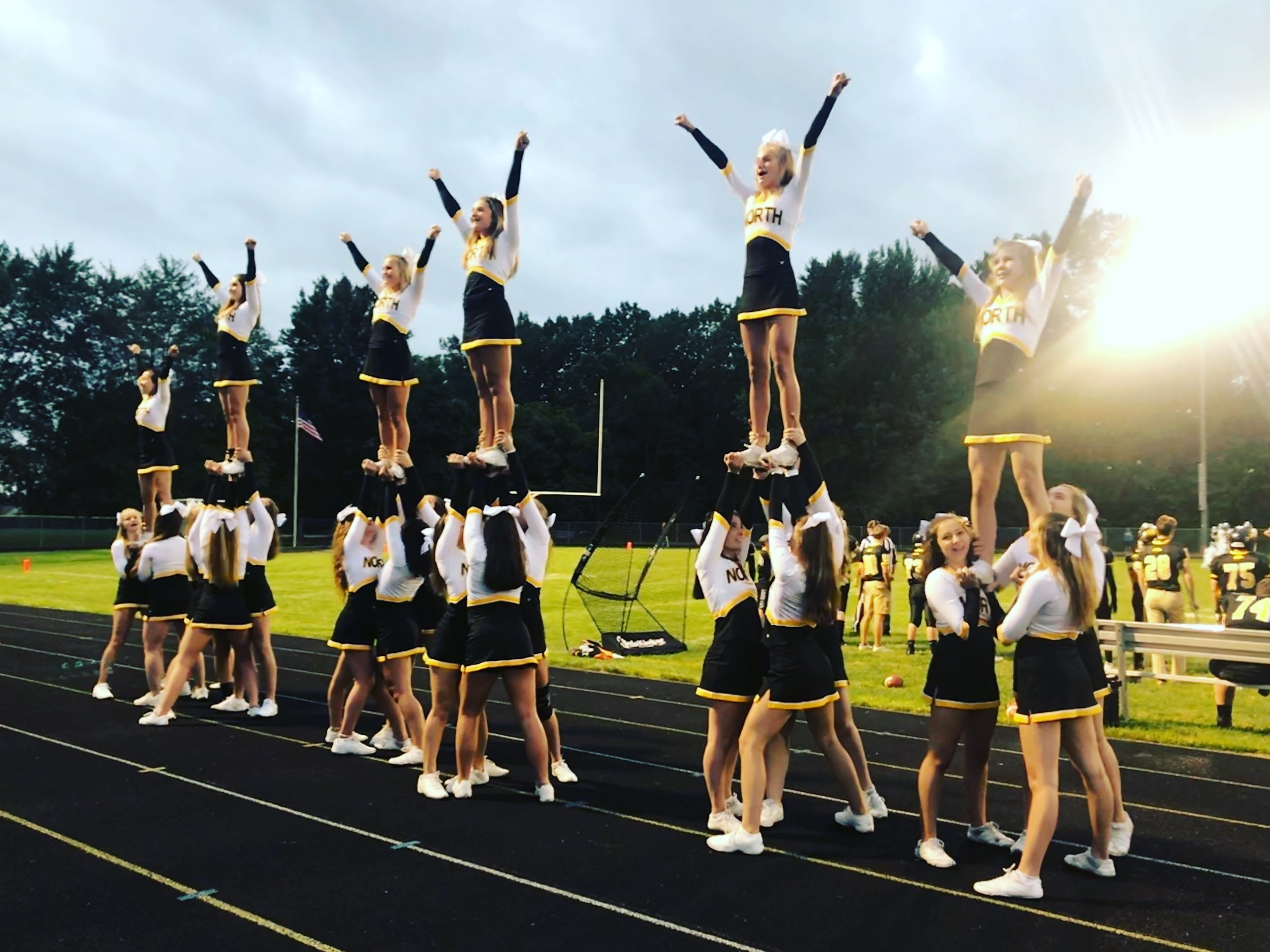 Cheer Camp - September 9,11,13