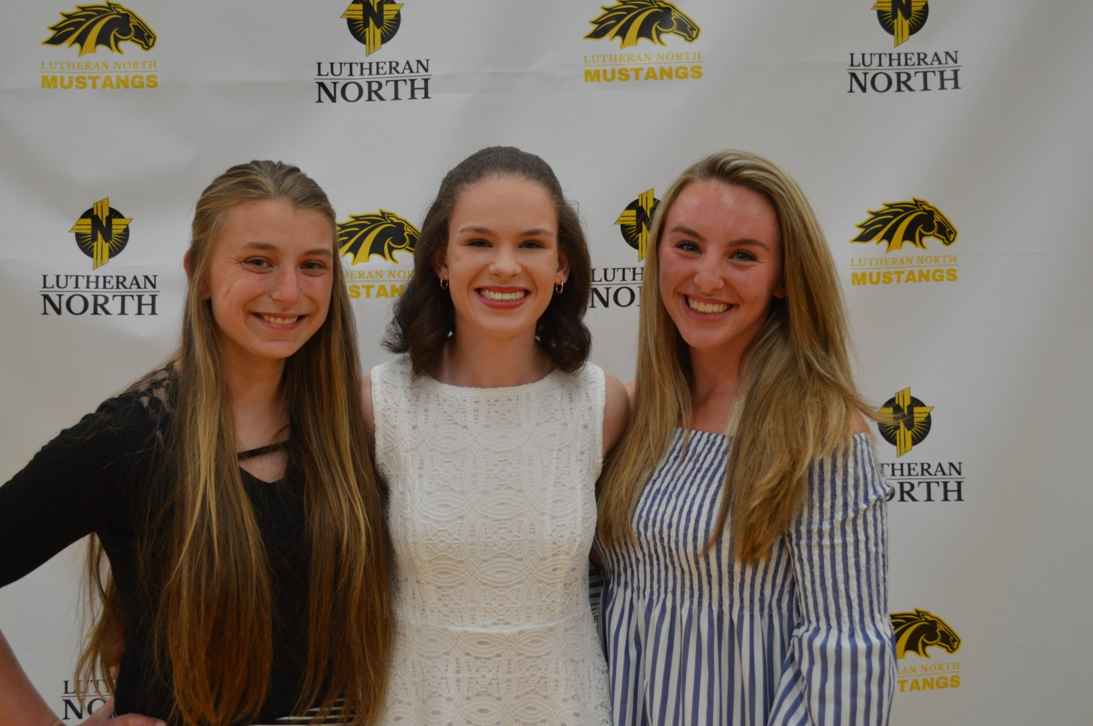 - This year Lutheran North is blessed to have three gifted young ladies representing academic excellence! Congratulations to Valedictorian Karli Monahan and Co-Salutatorians Hannah Ebel, as well as Salutatorian Lillian Martin.