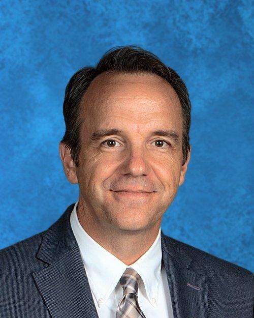 John Brandt - English Teacher &Academic DeanLutheran North