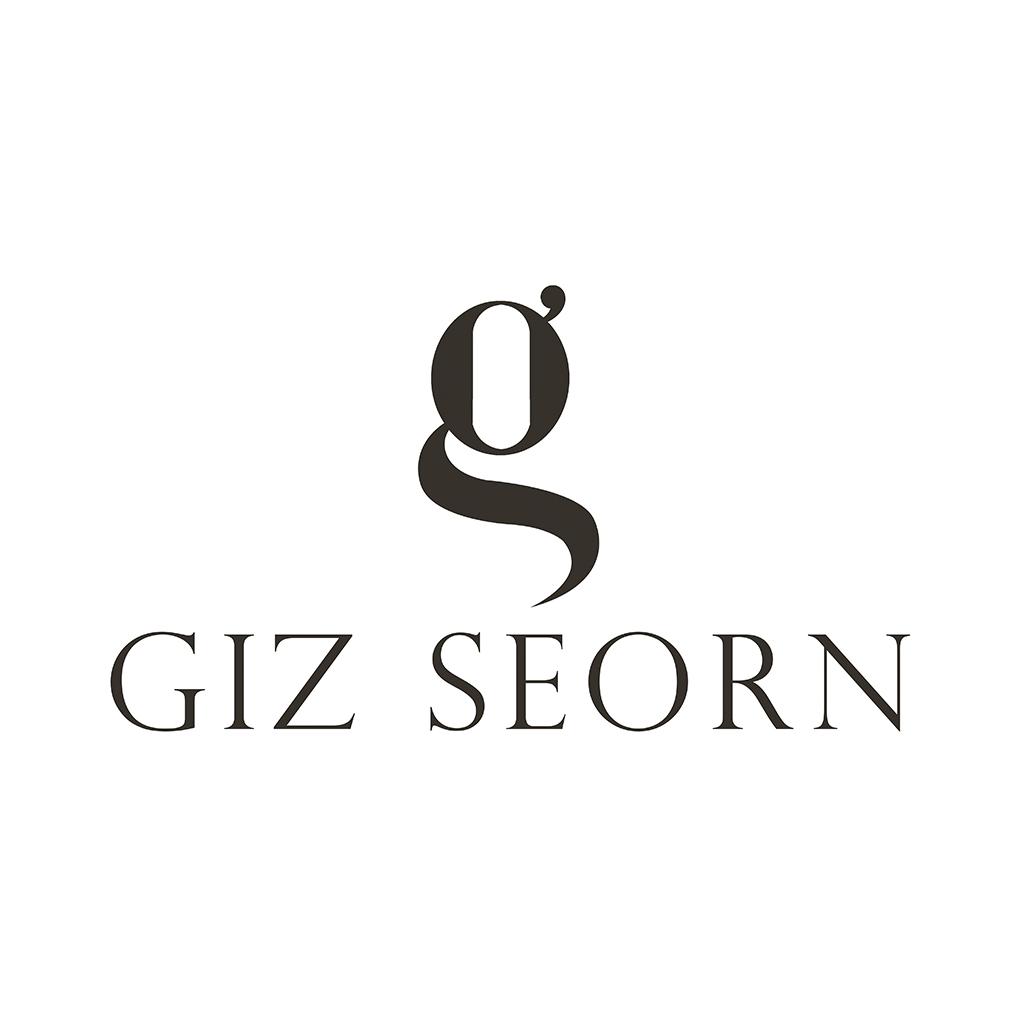 Giz Seorn Logo BW.png