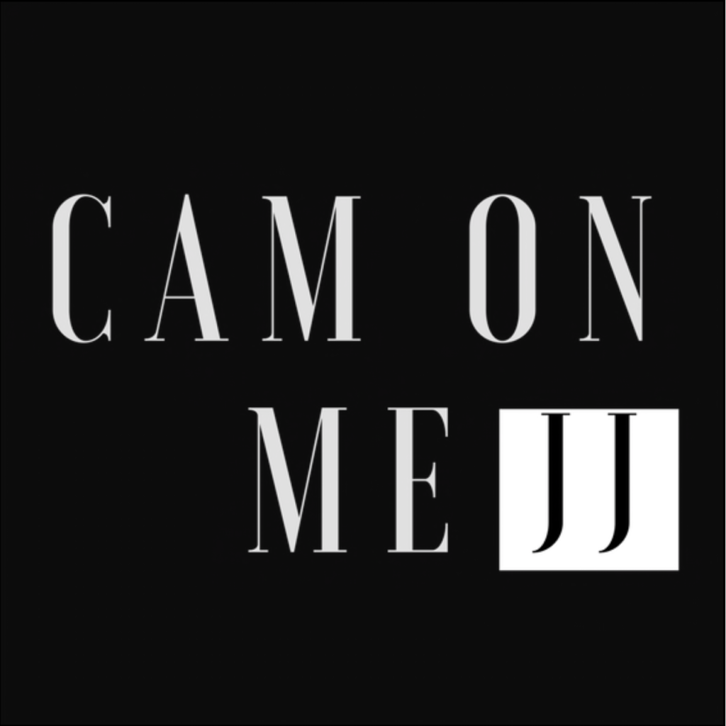 Cam on me white on black.png