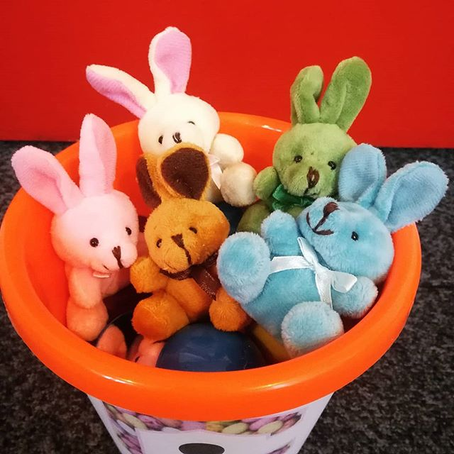 We can't wait for Can You Eggscape to begin! Does anyone have cute names for our new members of the team?  #york #yorkshire #canyouescape #easterholidays #easter #escaperoom