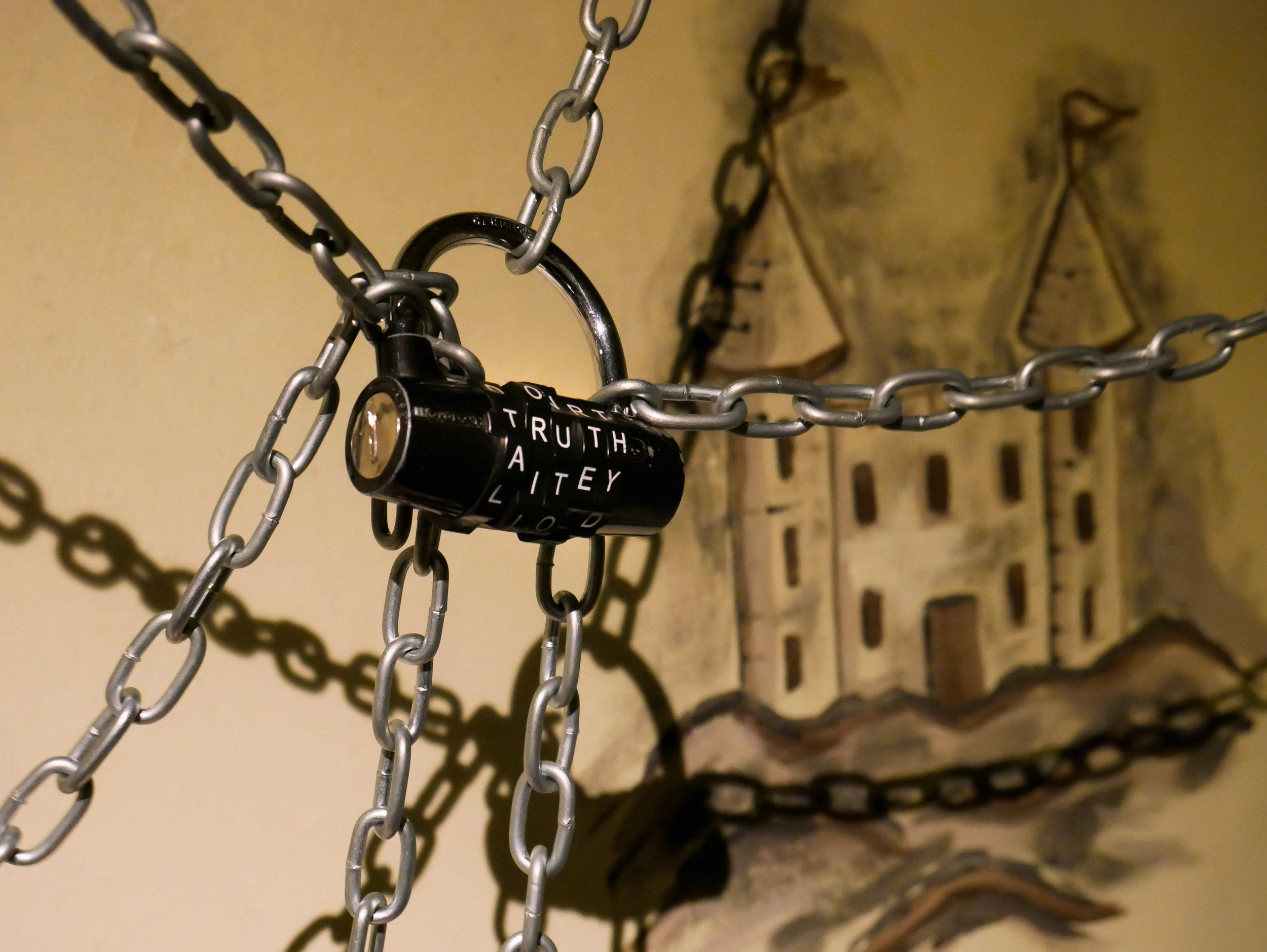 operation spellbound escape room edinburgh chains