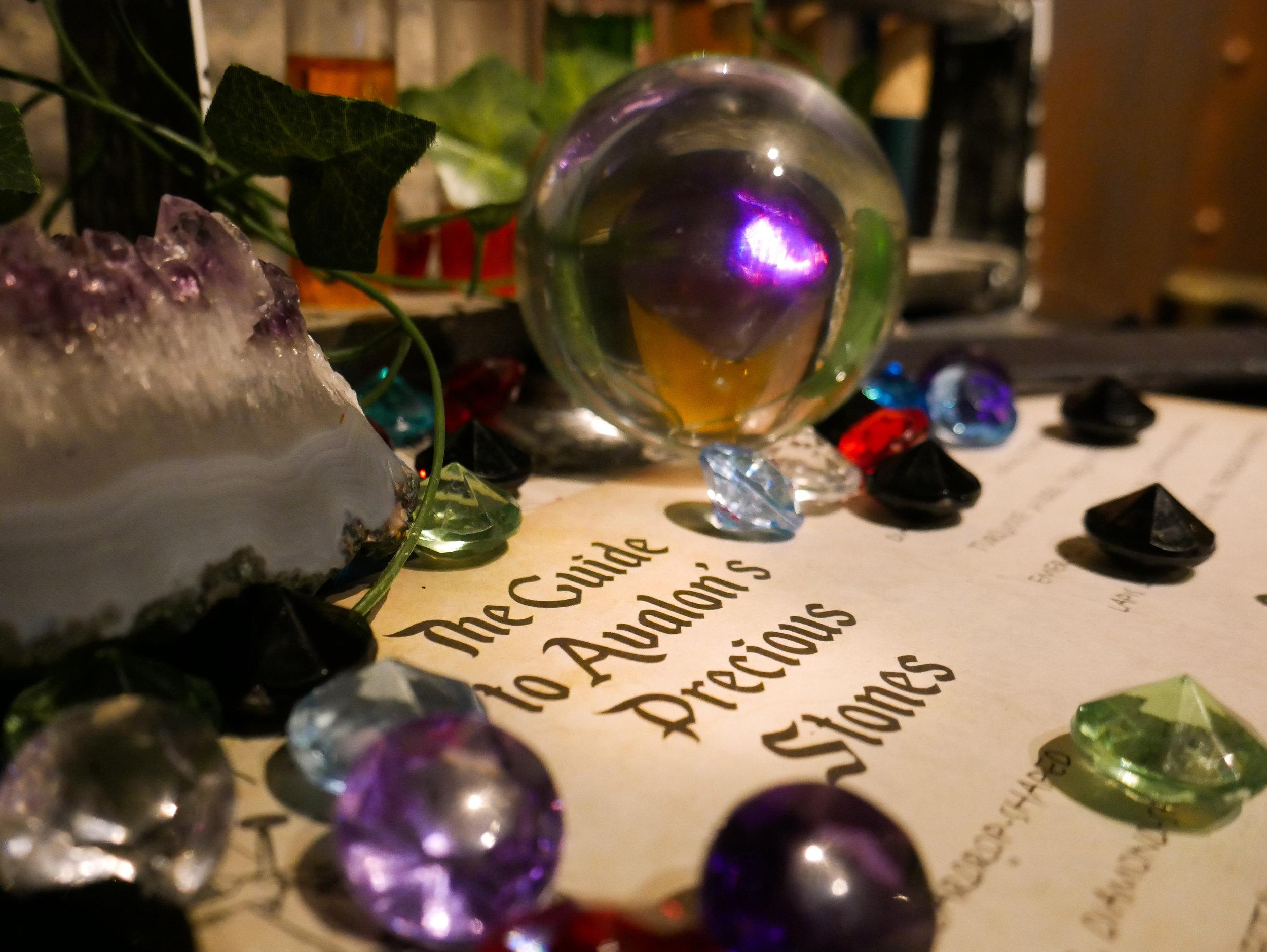 operation spellbound escape room edinburgh crystal
