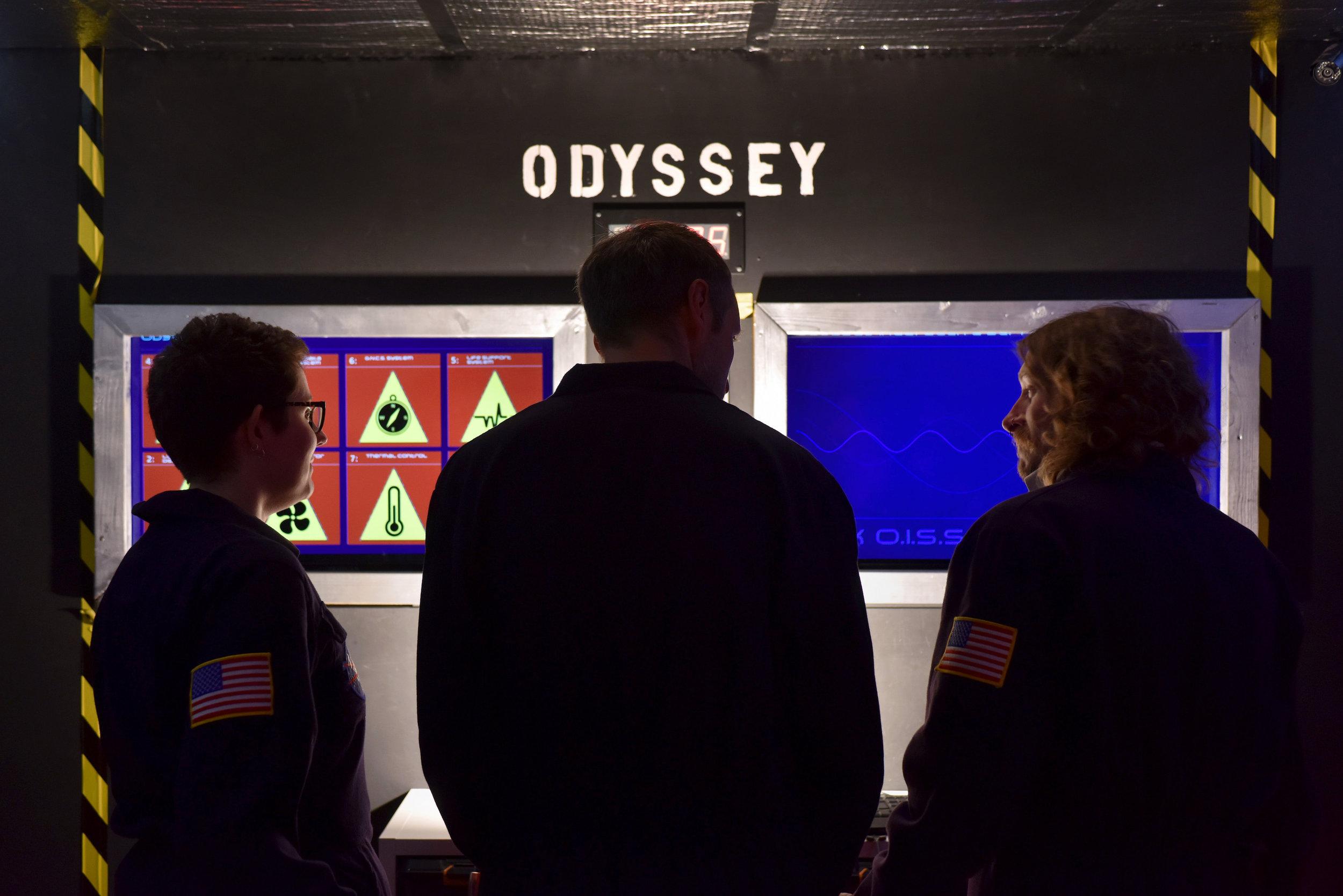 operation odyssey escape room edinburgh