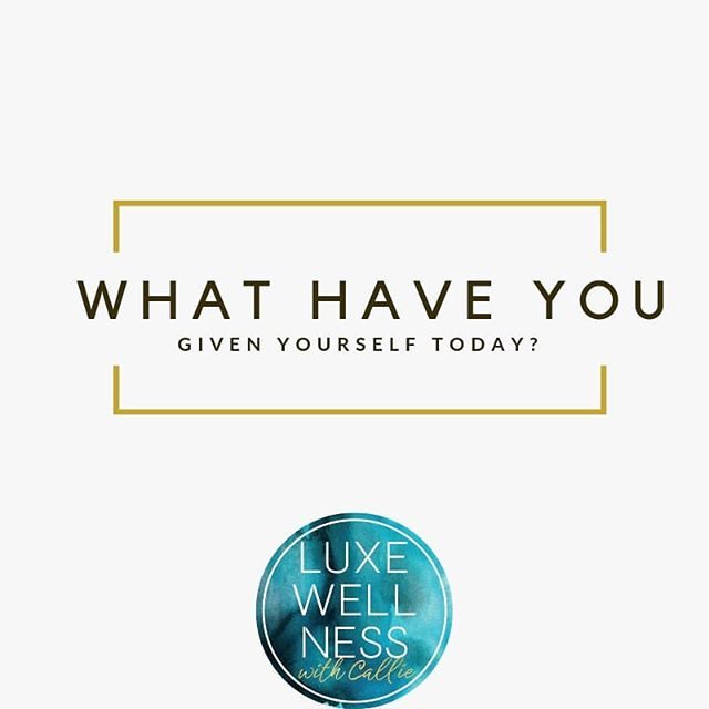 "2019. For some of us this brings a new season of hope. For others, it may mean saying goodbyes to people or things we will miss...or no longer have in our lives so that we can grow and step into who we want to become. . . Luxe Wellness has been on the DL. We've been a little hush hush around here. And,  it's not because we stopped growing or decided to not rock your socks off with another big event this year. It's because we gave ourselves GRACE. . .  As a female entrepreneur and biz hustler, we all know too well the routine of being ""on"" and serving others on a daily basis. But what happens when YOU NEED SERVED?! This past winter, after a year of building phenomenal bridges and partnerships in this business...my personal life came to a screeching halt. . . A week after leading our first Luxe retreat here in #KC, I found out within 7 days multiple family members were diagnosed with the scary ""C"" word. In that same month on Thanksgiving, I lost my beloved grandfather....whose legacy I am determined to carry on. And as my family and I wanted to say goodbye to the ending of 2018, we lost my husband's grandfather just weeks ago. Today with hope, strength and courage I am listening from afar as my uncle undergoes a massive, intense surgery to help heal is body so that we all can continue to share our laughs and memories to come.  We all know life will throw a good curveball or two, and it may never stop...but at some point you have to slow down and take care of you so that you can breathe again. . .  It's been in this time of reflection and the attempt to heal  that I could let my guard down and see what was coming for Luxe in 2019. .  So I ask, WHAT HAVE YOU GIVEN YOURSELF TODAY?  #justbreathe #renew #reflect #entrepreneurforlife  #selfcare"