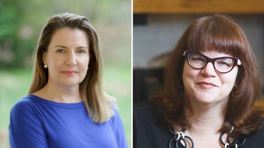 SIOBHAN DUNNAVANT & DEBRA RODMAN   The Power of Women in Politics  November 14, 2018