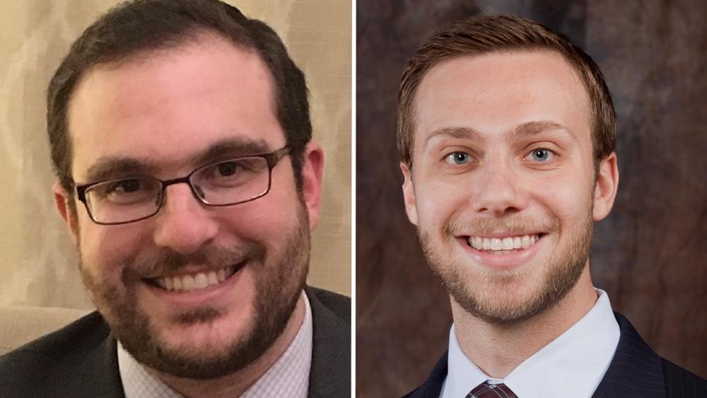 DOVID ASHER & MICHAEL KNOPF   Two Rabbis, Three Opinions  January 9, 2019   Watch Livestream