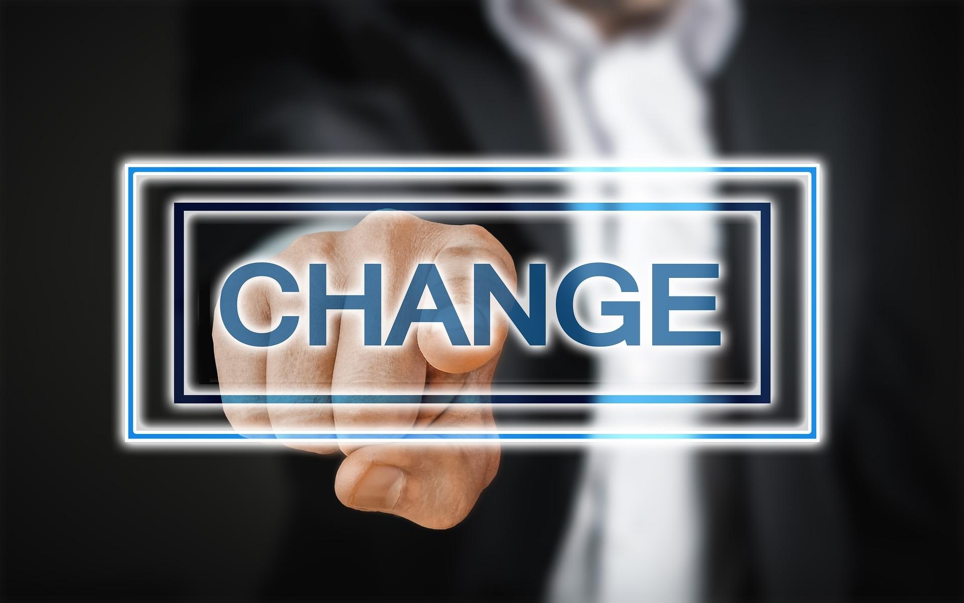 Disruptive technology drives dramatic market changes.
