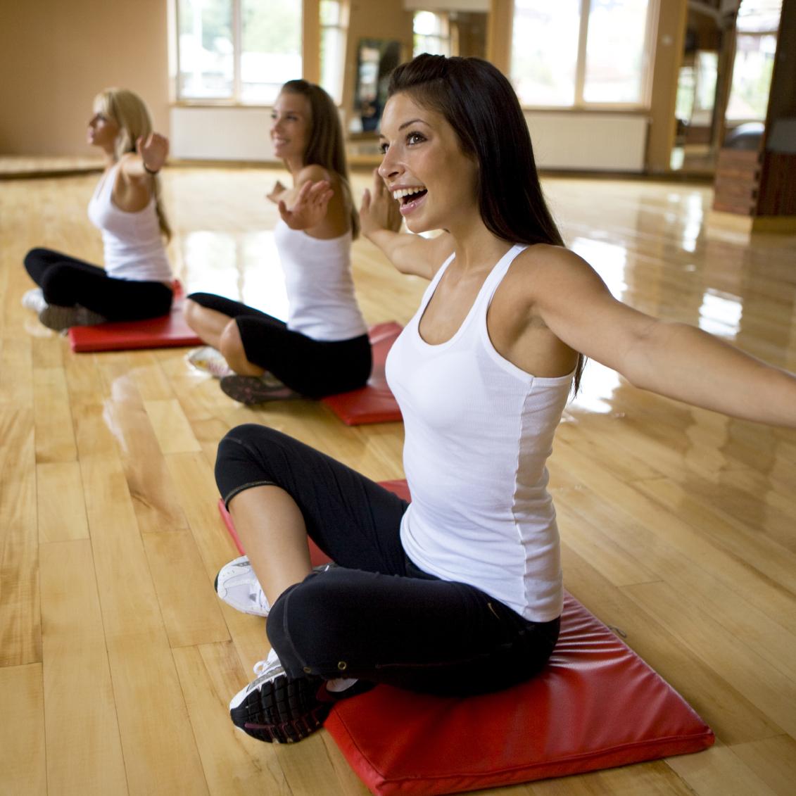 Pop Physique / Silverlake Yoga / Body Builders Gym / Still Yoga / Pilates Plus / Silverlake Reservoir / Griffith Park Trails -
