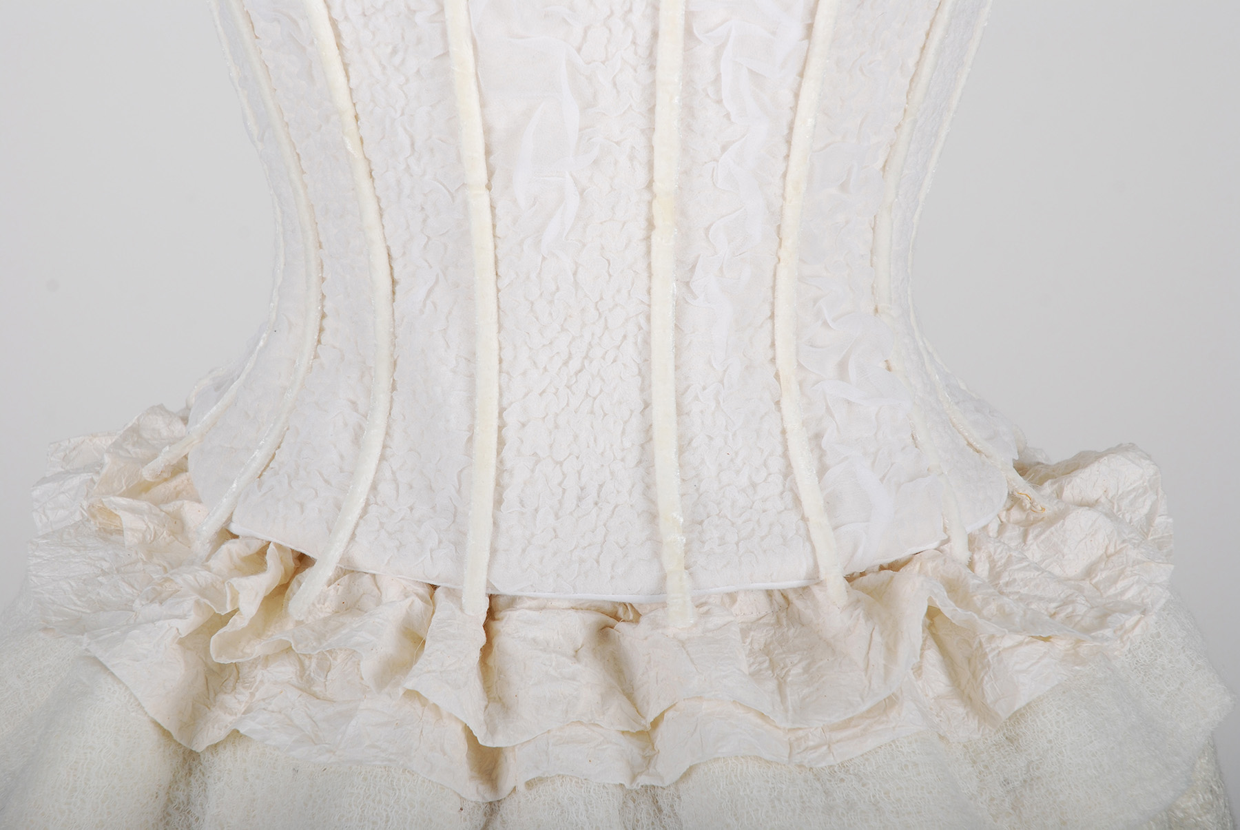 Custom Wedding Dress detail