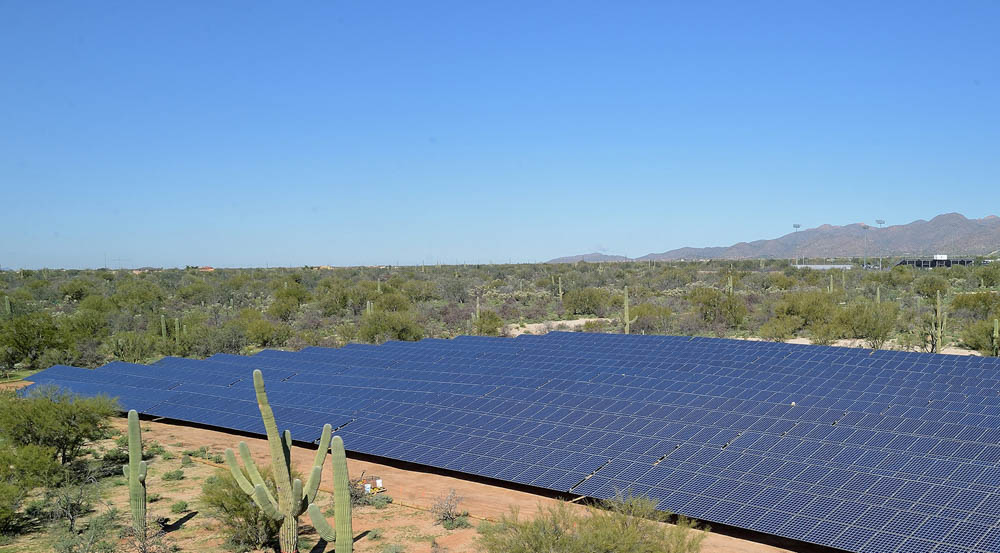 House of Worship Arizona | 686 KW Developed by Technicians for Sustainability