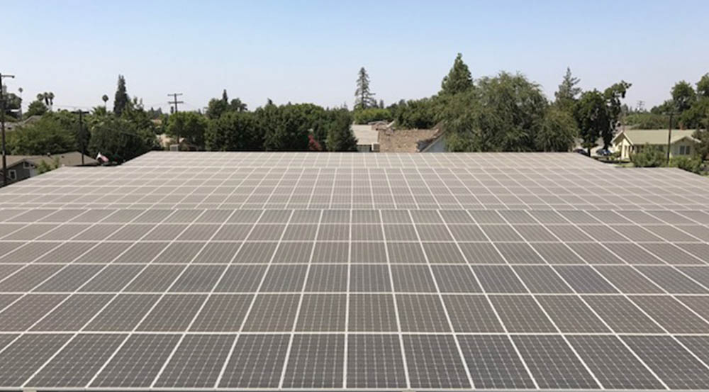 House of Worship California | 245 KW Developed by Barrier Solar