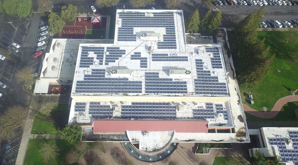 House of Worship California | 692 KW  Developed by Kurios Energy