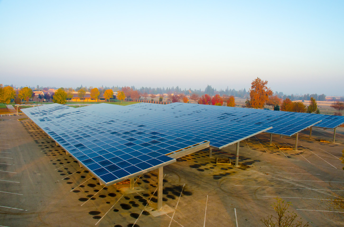 Private School California | 501 KW Developed by A-C Electric Company