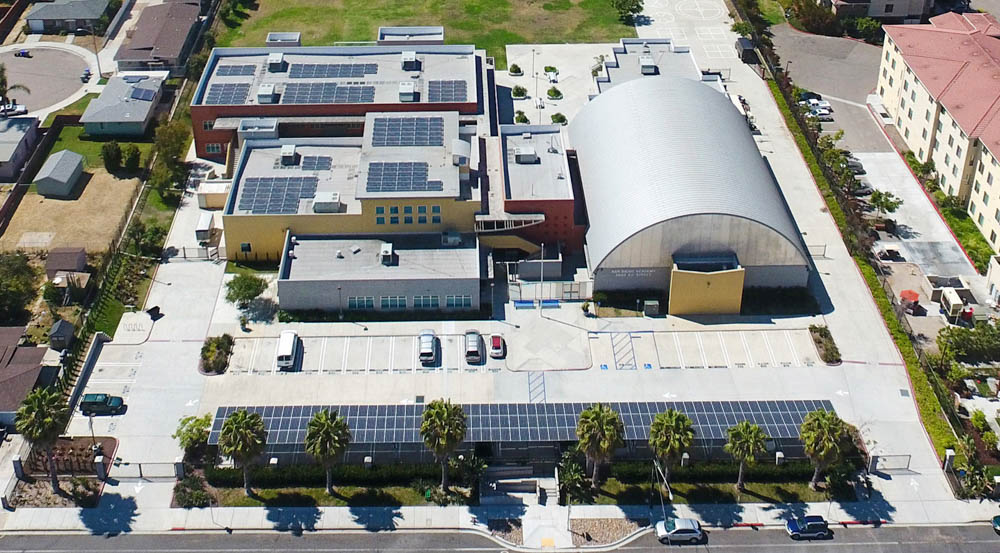 Private School California | 140 KW