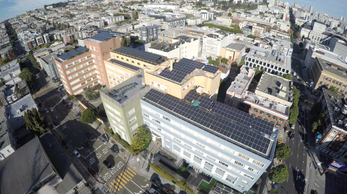 Private School California | 206 KW Developed by Occidental Power