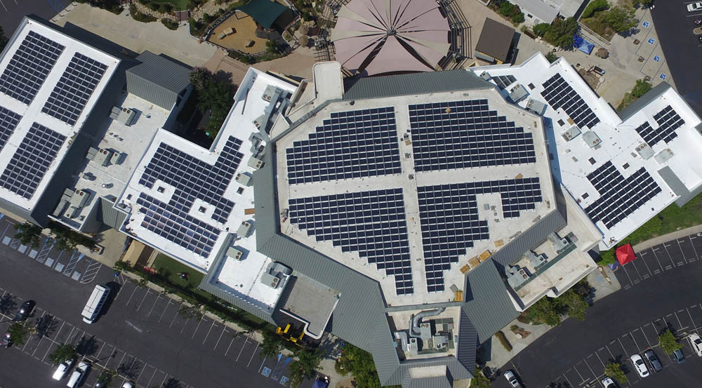House of Worship California | 389 KW Developed by Green Convergence