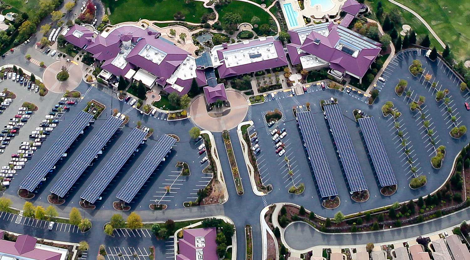 Home Owners Association California | 1.5 Megawatts Photography courtesy of Sunworks