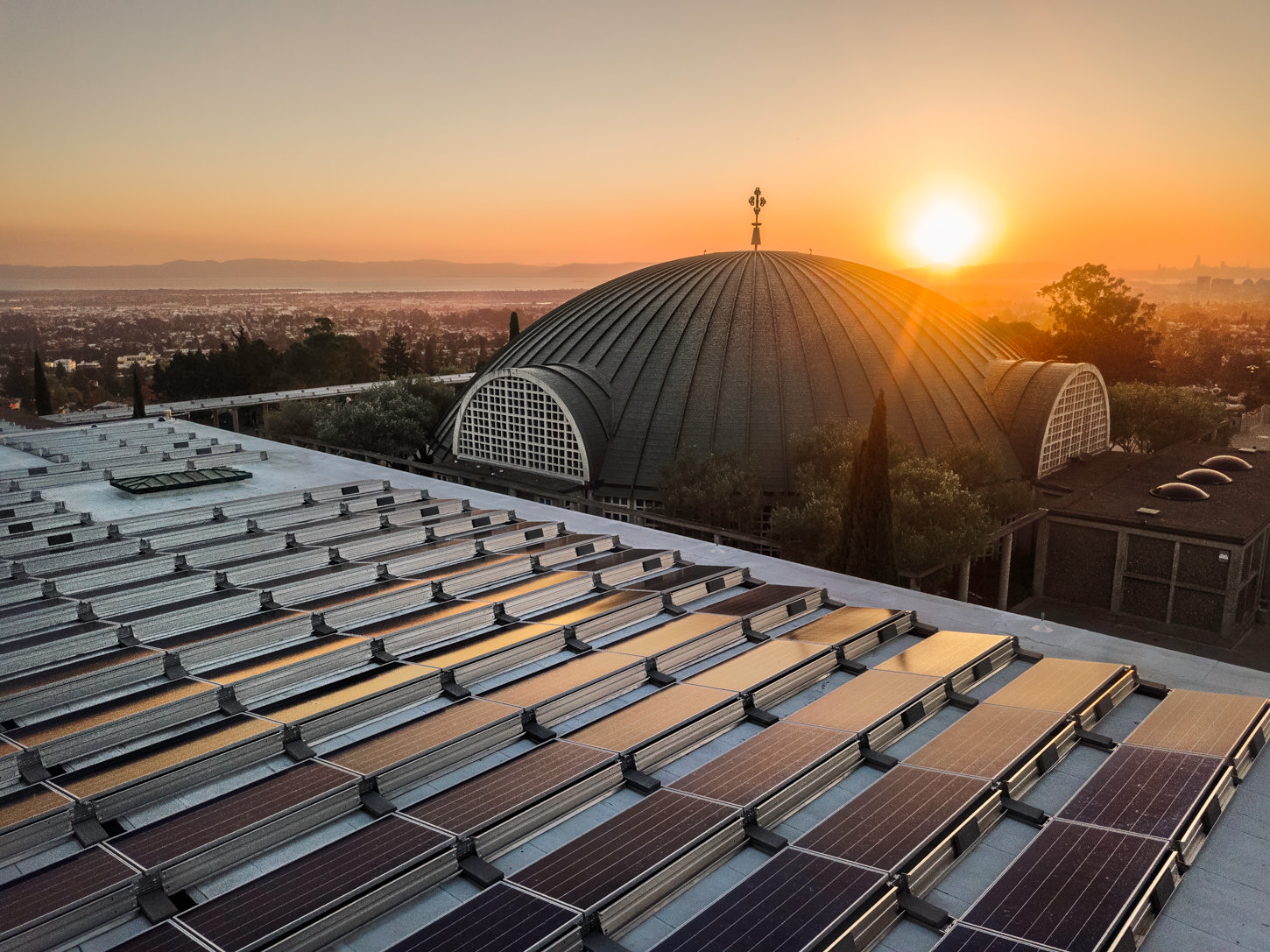 House of Worship California | 156 KW Developed by Solar Technologies