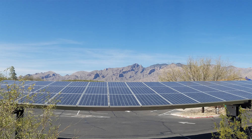 House of Worship Arizona | 172 KW Developed by Technicians for Sustainability
