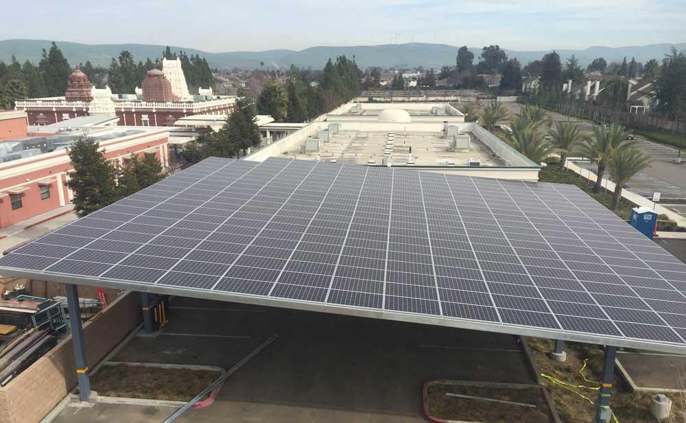 Religious & Cultural Facility California   136 KW
